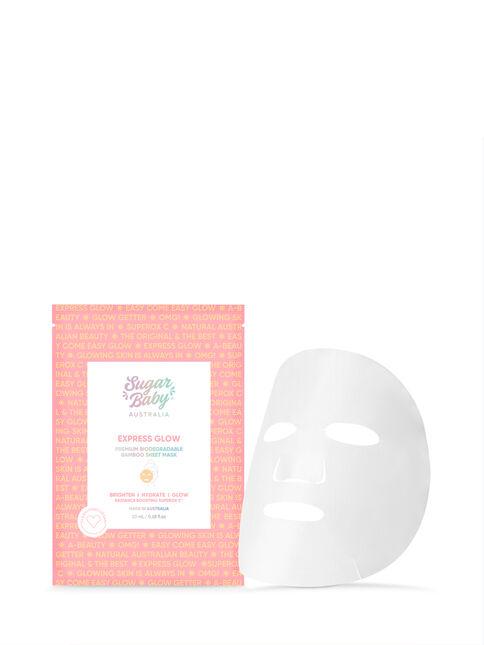 EXPRESS GLOW Skin Brightening Face Mask