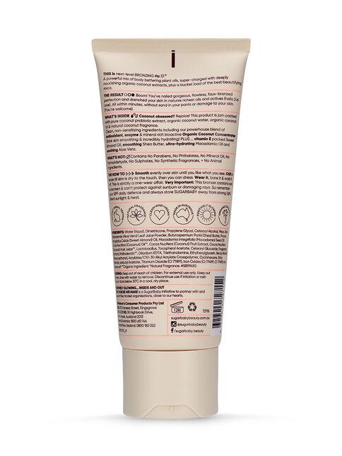BRONZE RADIANCE Instant Glow Wash Off Bronzing Crème