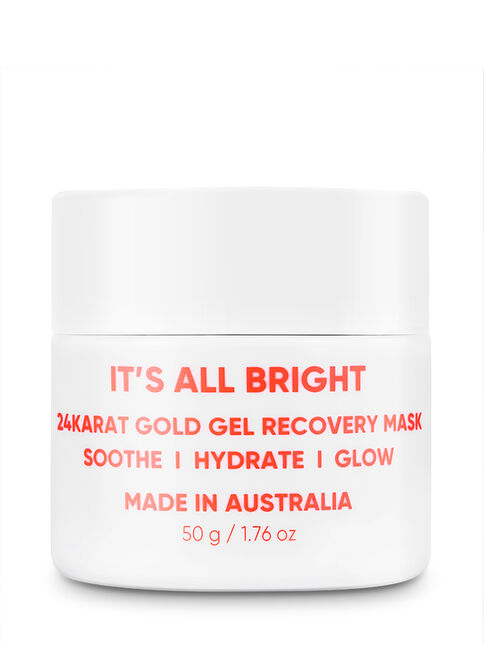 IT'S ALL BRIGHT Brightening & Skin Recovery Mask
