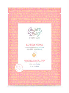 EXPRESS GLOW Skin Brightening Face Mask