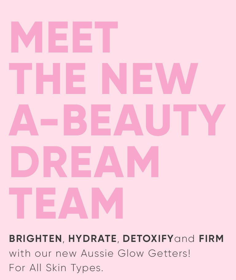 Meet The New A-Beauty Dream Team